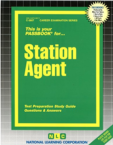8 best station agent book for 2020