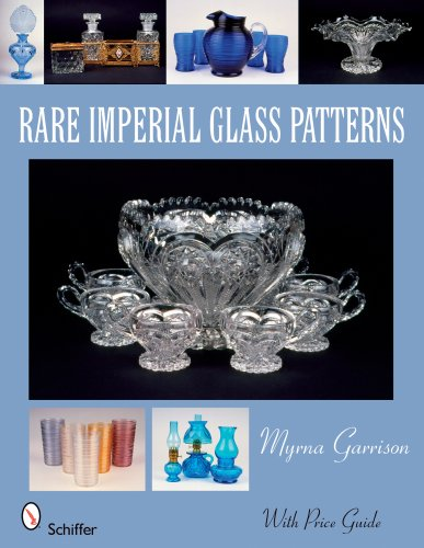 Rare Imperial Glass Patterns ()