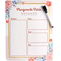 Planner Magnetico Planejamento Diario fofo para compromissos