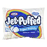 JET-PUFFED Marshmallow White - 1KG