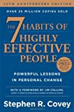 Book cover image for The 7 Habits of Highly Effective People: Powerful Lessons in Personal Change