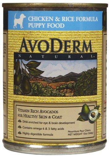 AvoDerm Natural Puppy - 12x13 oz