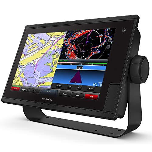 Garmin GPSMAP 1242 Touch Chartplotter/GPS Combo BlueChart g2 LakeVu HD