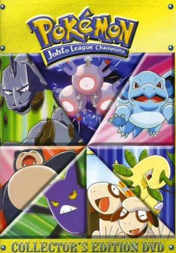 Pokemon: Circuit to the Johto League Champion by Viz Media