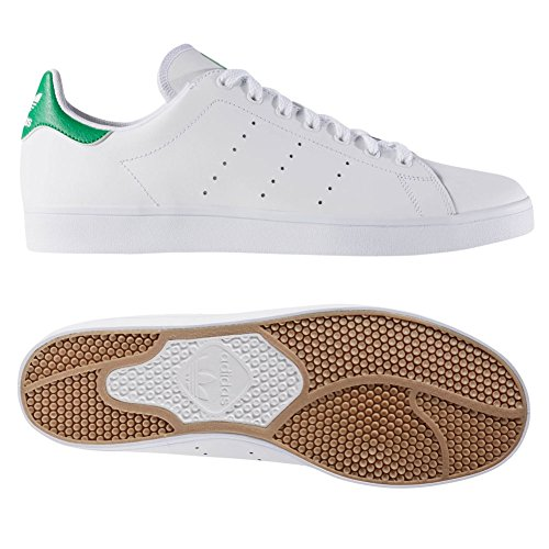 f6a783fa59e Galleon - Adidas Originals Stan Smith Vulc Shoes