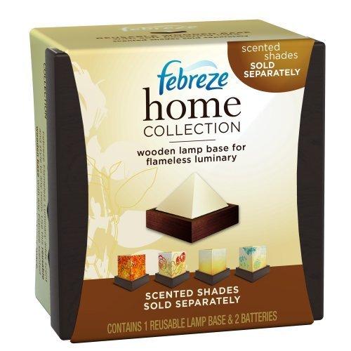 Febreze Home Collection Flameless Luminary Device Only by Febreze (Febreze Home Collection)