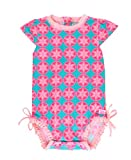 RuffleButts Baby/Toddler Girls Salt Water Taffy Cap