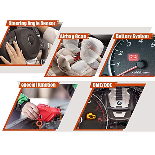 AUTOPHIX BM Scan Automotive 7810 Code Reader OBD2 System Car
