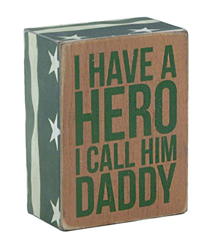 Have Hero Daddy Decorative Wooden product image