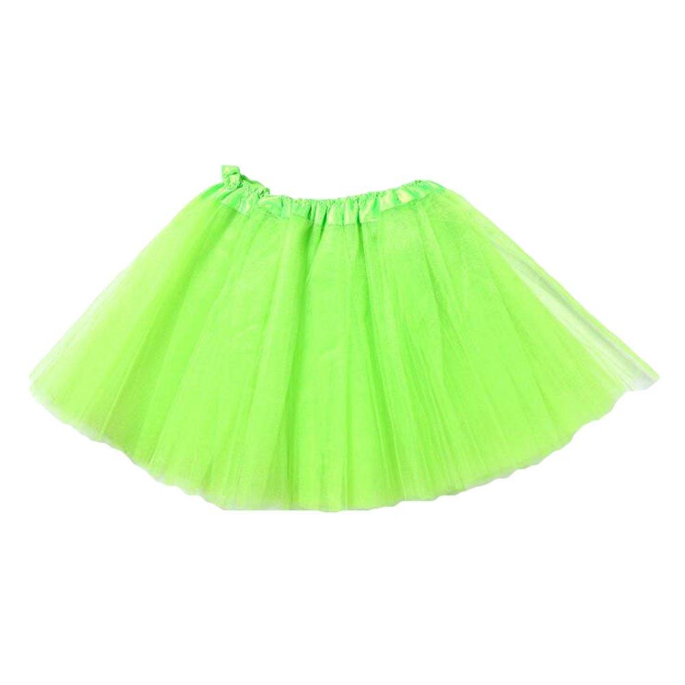 9facb24c3066 Yying Girls Tutu Skirt Mini Skirt - Tulle Skirts Ballet Dance Dress ...