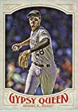 2016 Topps Gypsy Queen Baseball #17 Nolan Arenado Colorado Rockies