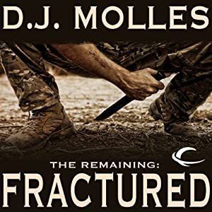 Fractured by D.J. Molles (English) MP3 CD Book