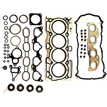 SCITOO Head Gasket Bolts Set Replacement for Nissan Sentra 00-06 Head Gaskets Kit Sets
