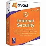 Avast Internet Security 2018, 3 PC 1 Year