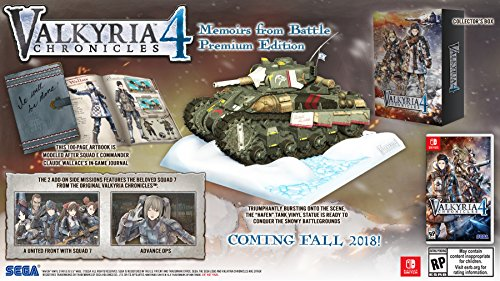 Valkyria Chronicles 4 - Nintendo...