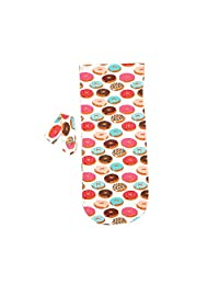 Per Cute Newborn Baby Sleeping Bag with Donuts / Feather Patterns, 28cm*65cm