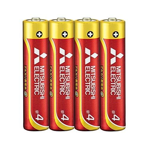 (まとめ) 三菱電機 三菱電機アルカリ乾電池 単4形 40本【×5セット】 家電 電池 充電池 14067381 [並行輸入品] B07PGW4TJD