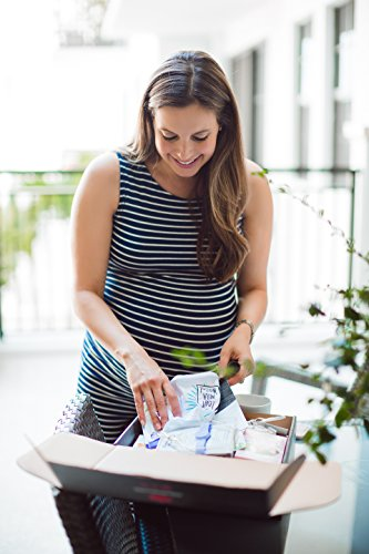 Pregnancy Gift Box I Trimester 2 I Largest Trimester Box on Amazon Guaranteed three day shipping on ALL orders I No need to have Prime by NATURALI (Image #7)
