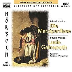 Die Marzipanliese - Lucie Gelmeroth