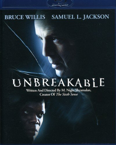 Unbreakable [Blu-ray] by Buena Vista Home Video