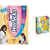 Mother's Horlicks  (Kesar flavor)  500gm Refill and Junior Horlicks Stage 2 (4-6 years)  (Original flavor) 500gm Refill