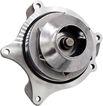 SCITOO Engine Water Pump 2006-2011 fits for Buick DTS Cadillac Lucerne V8 4.6L