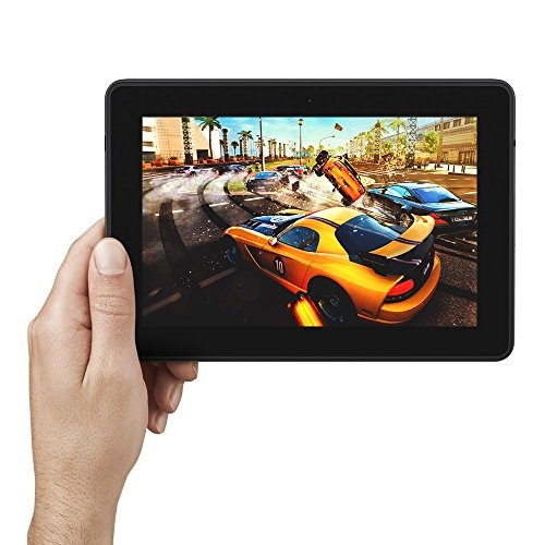 "Kindle Fire HDX 7"", HDX Display, Wi-Fi, 64 GB - Includes Special Offers (Previous Generation - 3rd)"