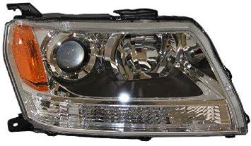 Amazon Com 2006 2007 2008 Suzuki Grand Vitara Headlight Headlamp