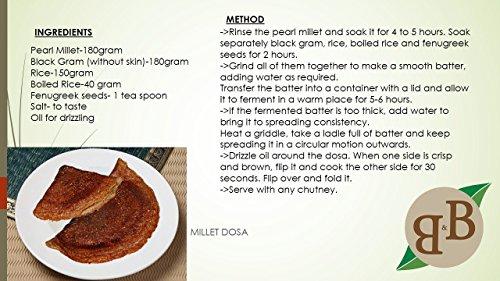 B&B Organics Pearl Millet Flour 5 kg by B&B Organics (Image #2)