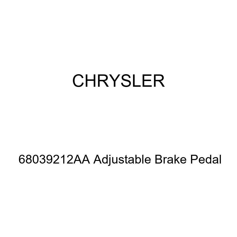 Chrysler Genuine 68039212AA Adjustable Brake Pedal