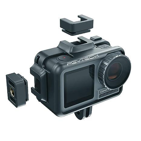 Penivo Osmo Action Camera Cage,Marco de Carcasa de Shell ...