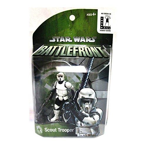 - Star Wars Original Trilogy Exclusive Battlefront Scout Trooper