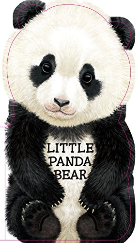 Little Panda Bear (Mini Look at Me Books)