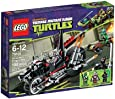 LEGO Teenage Mutant Ninja Turtles 79101: Shredder's Dragon Bike