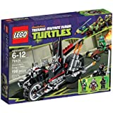 LEGO Ninja Turtles 79101 - La Dragomoto di Shredder