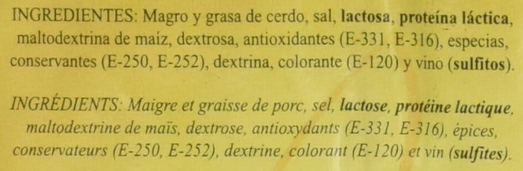 Vall Ter Espetec Pack de 2uds, 320g: Amazon.es: Alimentación ...