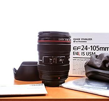Canon Ef 24-105mm F4l Is Usm Zoom Lens - White Box (New) (Bulk Packaging) 7
