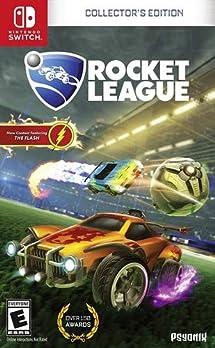 Amazon Com Rocket League Collector S Edition Nintendo Switch