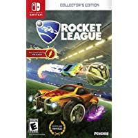 WB Games Rocket League Collector's Edition Nintendo Switch One Size Original Version