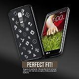 LG G2 Case, Cruzerlite Experience (EXP) TPU Case