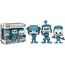 Funko Pop! Disney Kingdom Hearts Sora, Goofy, & Donald Tron Suits (Gamestop Exclusive)