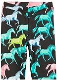 Spotted Zebra Girls' Toddler Leggings, 3-Pack