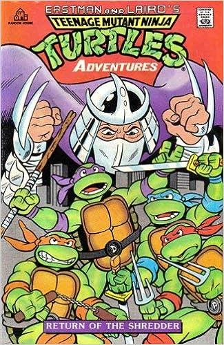 Return of the Shredder Teenage Mutant Ninja Turtles ...