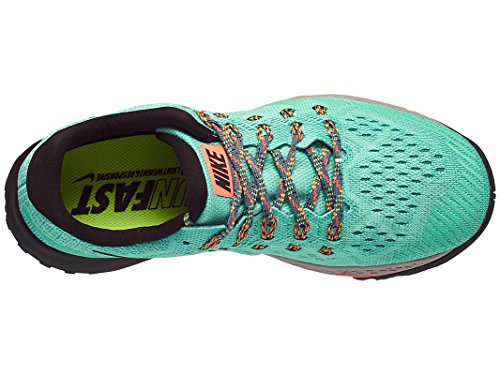 Nike 749335-301, Zapatillas de Trail Running para Mujer Verde (Green Glow / Black Hasta Bright Mango)