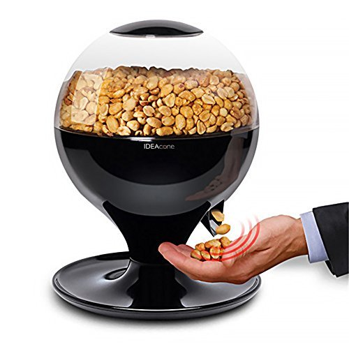 IDEAcone Smart Motion-Activated Candy Dispenser, Jelly Bean Dispenser Machine (Bowling Pin Party Container compare prices)