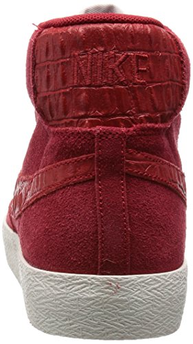 Nike Herren Blazer Mid Prm Vntg Gymnastik Mehrfarbig - Multicolore - Rojo / Azul (gym Rood / Gym Rood-sail)