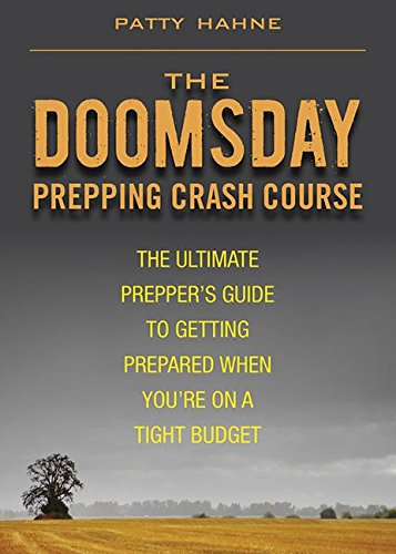 Books Doomsday Prepping Crash Course Book, Brown