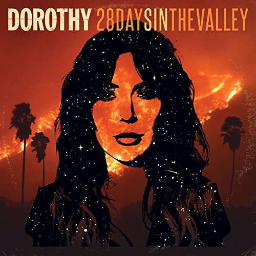 Album Art for 28 Days In The Valley (white vinyl) by Dorothy