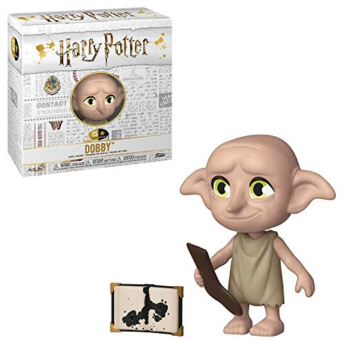 Harry Potter - Figura Funko 5 Star Dobby Herbology 10cm