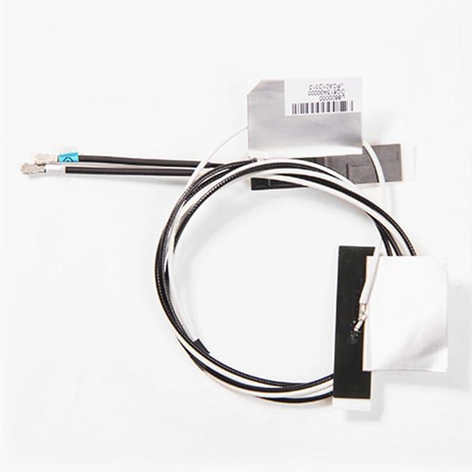 Ronyaoko Universal Portátil Mini PCI-E Wireless Wifi Antena Interna IPX U.fl Antena Wlan WWAN EVDO HSDPA GSM 3G Wimax 1 Par